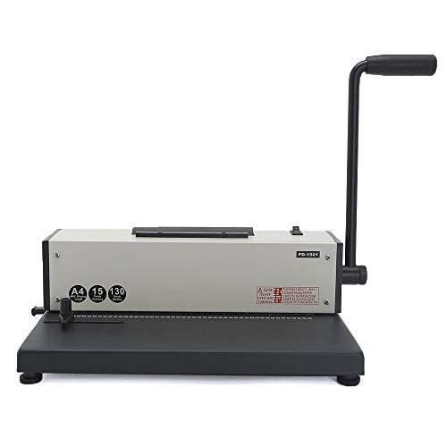 Rayson Coil Binding Machine with Electric Coil Inserter ()