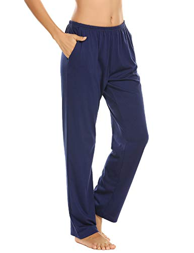 Goldenfox Womens Loungewear Pants Sleepwear Bottom -