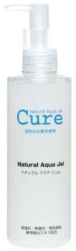 Cure Natural Aqua Gel 250ml - Meilleure vente exfoliant au Japon!