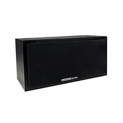 Acoustic Audio PSC-32 Center Channel Speaker (Black) by Goldwood Sound, Inc.