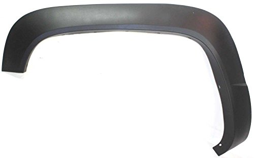 OE Replacement Chevrolet/GMC Front Driver Side Wheel Opening Molding (Partslink Number GM1290115) - Front Wheel Opening Molding