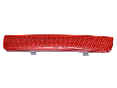 LAND ROVER RANGE ROVER L322 REAR BUMPER REFLECTOR - LH NEW GENUINE Part # (Antenna Land Rover)