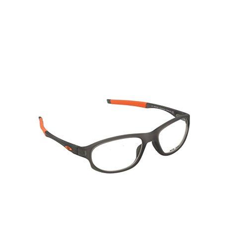 Oakley Crosslink Strike OX8048-0454 Eyeglasses Satin Grey Smoke - Oakley Strike