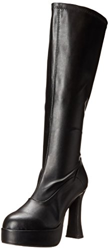 - Ellie Shoes Women's Chacha Boot, Black Matte, 8 M US