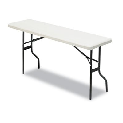 Series Table Banquet Folding (Iceberg 65363 IndestrucTable TOO Folding Table, 18