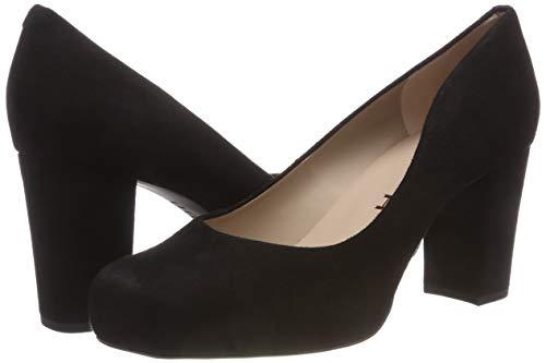 Closed black Black Pumps toe f18 Black Unisa ks Numis Women''s vn6axqfS