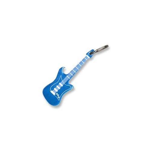 Bottle Opener Guitar Keychain /& Keyring