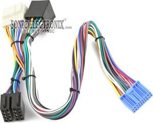 Bluetooth Harness - Metra BT-1721-A Aftermarket Bluetooth Integration Harness for Honda/Acura 1998 and Up