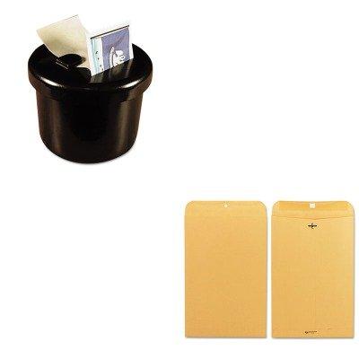 KITLEE40100QUA37898 - Value Kit - Quality Park Clasp Envelope (QUA37898) and Lee Ultimate Stamp Dispenser (LEE40100) by Quality Park