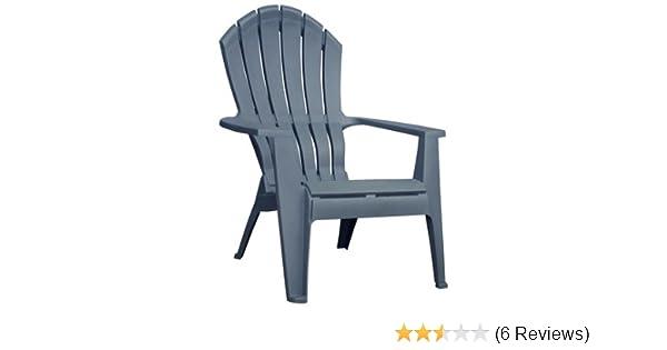 Amazon Com Adams 8371 94 3901 Real Comfort Adirondack Chair