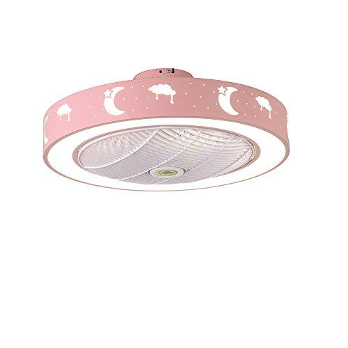 Pink Led Fan Lights