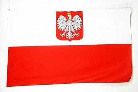 la pologne drapeau