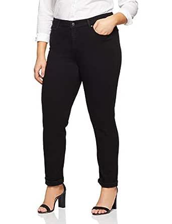 Levi's Women's 311 Plus Size Shaping Skinny, Soft Black, 18 M