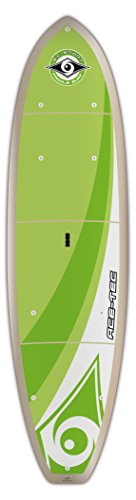 BIC Sport ACE-TEC Cross Stand up Paddleboard, Adventure Green/Gloss Platinum/White, 11-Feet x 34-Inch x 34# x 260L