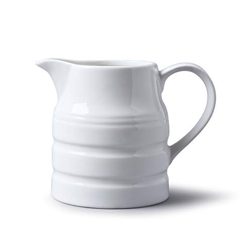 WM Bartleet amp Sons 1750 T36 Churn Jug White