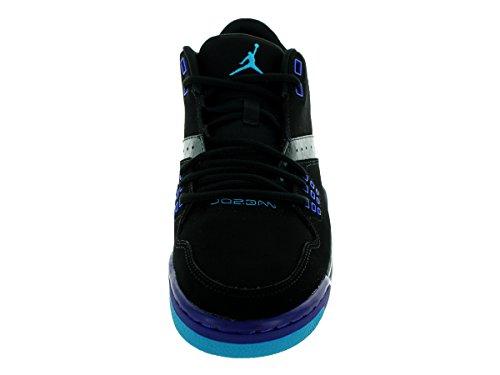 Jordan Uomo Nike Flight23 Scarpa Da Basket Nero