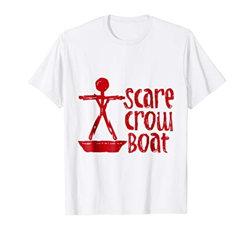 (Scarecrow Boat Bachalor Party Edition T Shirt)