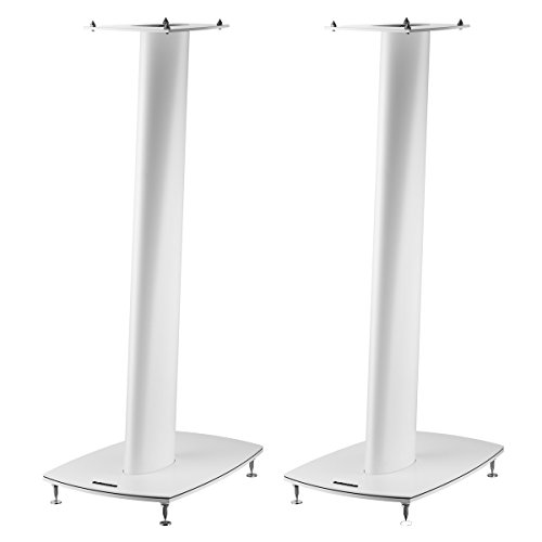 Dynaudio Stand 3X Speaker Stands for Compact Loudspeakers - Pair (Satin White) by Dynaudio