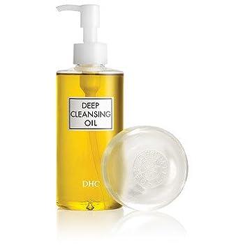 DHC Double Cleanse Duo, includes Deep Cleansing Oil 6.7 fl. oz. Mild Soap 3.1 oz.