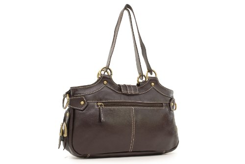 Catwalk Marron Collection Sac à signé Nicole main TxqTwInXY6