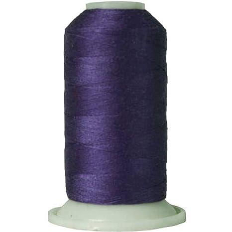 Threadart Polyester All-Purpose Sewing Thread Grey 600m 50S//3