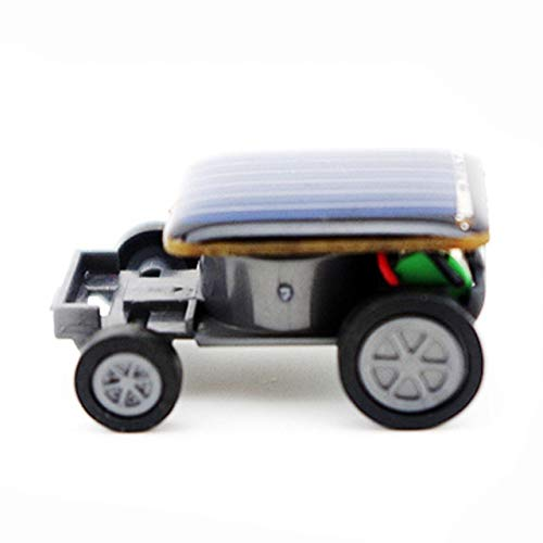 DishyKooker Toys for Children Smallest Mini Car Solar Power Toy Car Racer Educational Gadget Children Kid's Top Selling Toys - Mini Racer Solar