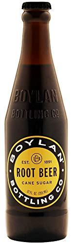 (Boylan Bottling Co Root Beer Soda, 12 Ounce -- 24 per case.)