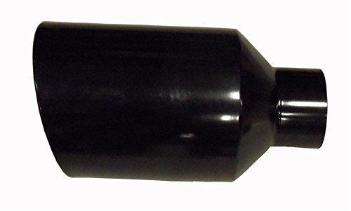 chevy silverado black exhaust tip - 9