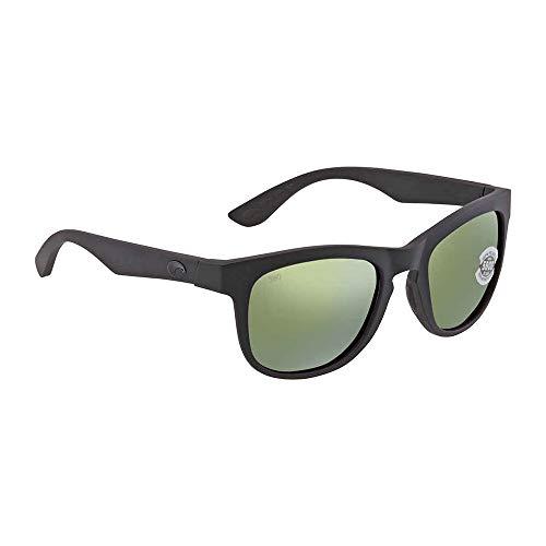Costa Del Mar COP 01 OGMGLP Copra Sunglasses Blackout/Green Mirror ()