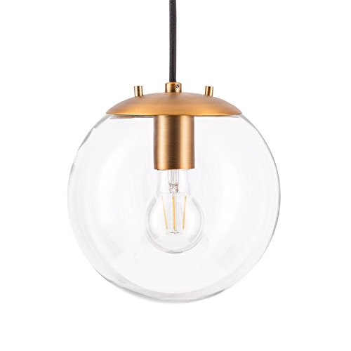 Gold Pendant Light in US - 8