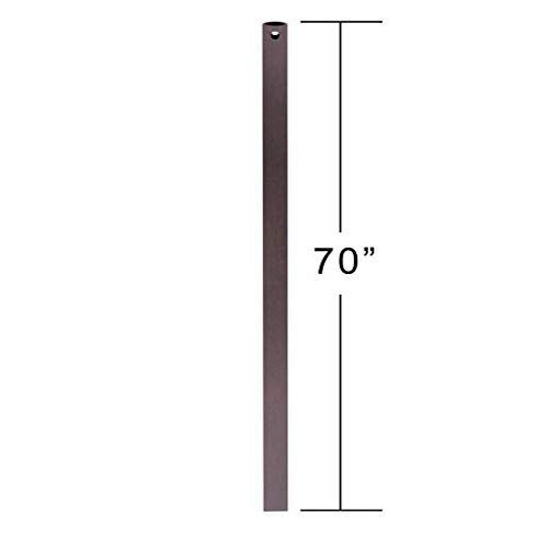 Emerson CFDR70ORB Ceiling Fan 70-Inch Downrod, Oil Rubbed Bronze