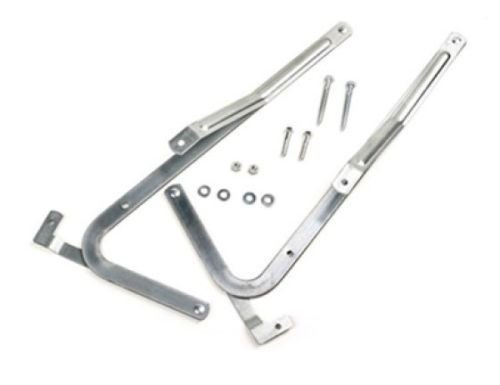 Werner 55-1 - Attic Ladder Spreader Hinge Arms - MFG 2006 And Older - (Pair)