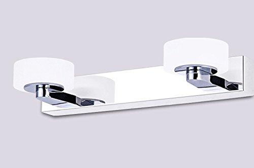 Xiangming specchi per bagno di luce frontale impermeabile anti