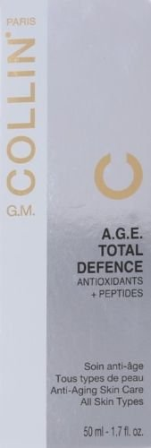 Antioxidant Peptide (GM Collin A.G.E. Total Defence Antioxidants + Peptides 1.7 oz ANTI AGING SKIN CARE)