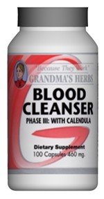 Blood Cleanser Phase Supplement Cleansing product image