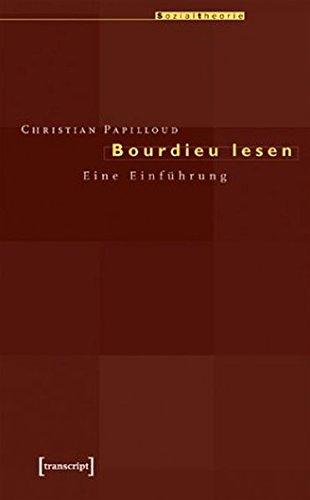Bourdieu lesen: Einführung in eine Soziologie des Unterschieds. Mit einem Nachwort von Loïc Wacquant (Sozialtheorie)