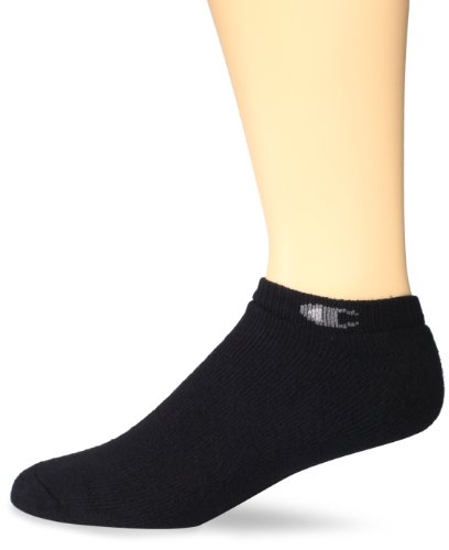 Champion Men's 3 Pack Extra Low Cut Sock, Black, Sock Size: 10-13/Shoe Size:9-11 (Shoe Size Sock Size: 10-13/Shoe Size:9-11) ()