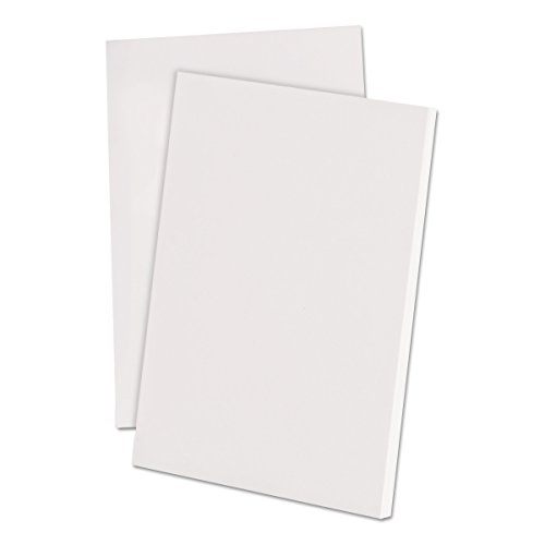 Ampad 21731 Scratch Pad Notebook, Unruled, 4 x 6, White, 100 Sheets (Pack of - Sheets Memo Ampad