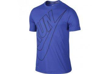 Nike - Camiseta running men Nike 645482 481 - D292