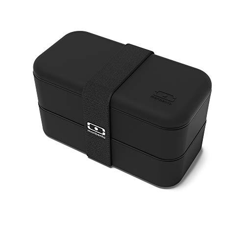Monbento MB Original V Black Bento Box review