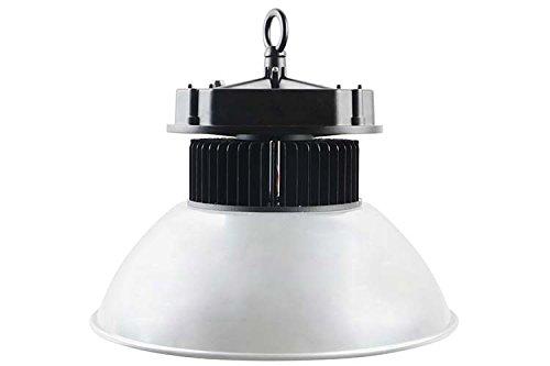 Illuminazione Esterna Capannoni : Faro led industriale professionale 200w bianco neutro ip65 per