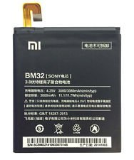 Generic BM32 Battery for Xiaomi MI4 3000MAH  Black  Internal Batteries