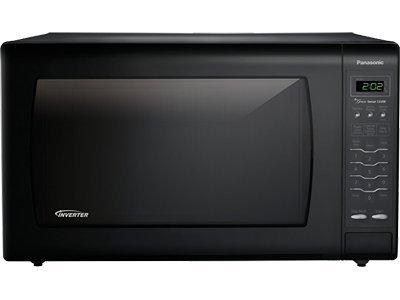 Amazon.com: Panasonic nn-sn968b 2.2 Ft Genius cúbicos ...