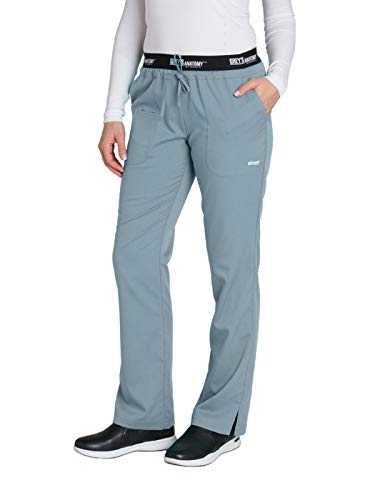 Grey's Anatomy Active 4275 Drawstring Scrub Pant Moonstruck S
