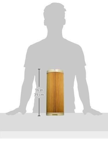 Killer Filter 105-3384 Filter Element Replacement for MANN and HUMMEL H15475//1 Pack of 2 kfB00AZTVVOU