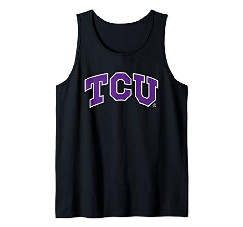 Texas Christian University TCU Horned Frogs NCAA RYLTCU06 Tank Top