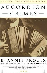 Accordion Crimes [UNABRIDGED CD] (Audiobook)