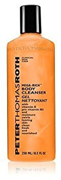 Peter Thomas Roth Mega-Rich Body Cleanser Gel, 8.5 Fluid (Mega Body)
