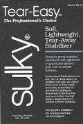 Sulky Tear Easy Tear-Away Stabilizer 20