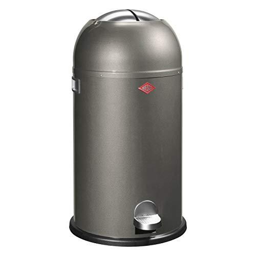 WESCO Kickmaster - Cubo de la Basura (33 L, con Pedal)